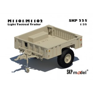 SKP 225 Light Tactical Trailer