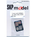 SKP 294  Lenses and tailights for M35, M49, M109