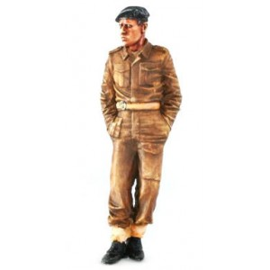 SKP 010 A British soldier of II. World War II