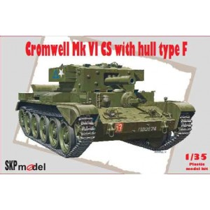 SKP 099 Cromwell Mk VI CS with hull type F