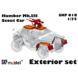 SKP 018 Exterior set for Humber